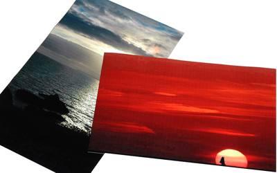 Fotosticker 35x140 cm